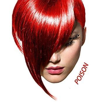 arctic fox hair dye poison arctic fox Semi Permanent Hair Color Dye 4 Ounce  Poison
