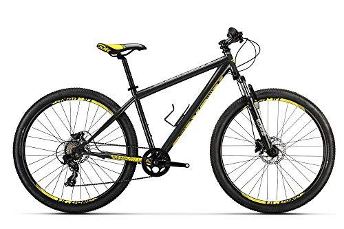 "Conor 6000 Disc 27,5"" Bicicleta, Adultos Unisex, Negro (Negro), S"