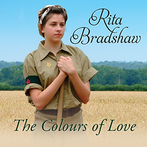 The Colours of Love audiobook cover art