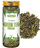 YOGAFY - Darjeeling Green Tea | Decaf Tea for Digestion and Weight Loss