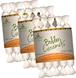 Bolder Caramels - Hemp Oil Infused Supplement - 10 mg per Piece - 3 Packs of 5 Caramels - Supports Functional Calming for Stress Relief, Relaxation, and Healthy Sleep Patterns