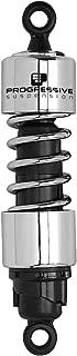 Progressive Suspension 412-4230C Chrome 11.5 Heavy Duty Low Buck Factory Replacement Rear Suspension Shock