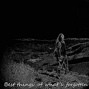 Best Things of What's Forgotten