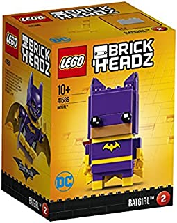 LEGO Brickheadz - Batgirl, Juguete de Construcción, Figura