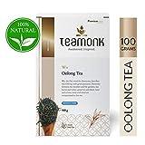 teemonk Nilgiri Oolong tee, 75 Gramm (38 Tassen) | 100% Natural Loose Leaf tee | Wa Oolong tee zur...