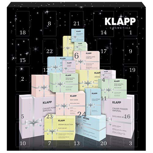 Klapp Adventskalender