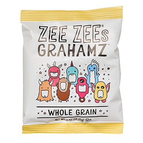 Zee Zees Original Grahamz Nut Free pack Safety Special Campaign and trust 24 Whole Grain 1 oz