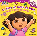 Le livre de mots de Dora (Dora's book of words)Imagier avec tirettes...