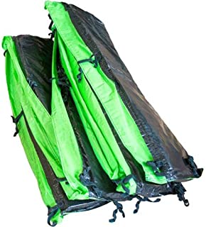 Merax Trampoline Pad Replacement for 12FT 14FT Green Round Trampolines (Part No.2-Frame Pad/Spring Cover)