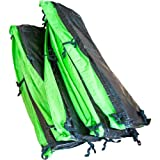 Merax Trampoline Pad Replacement for 12FT 14FT Green Round Trampolines (Part No.2-Frame Pad/Spring Cover) (14FT - Frame Pad)