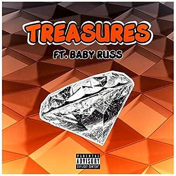 Treasures (feat. Baby Russ)