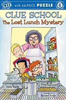 Innovative Kids Readers: Clue School - The Lost Lunch Mystery (Innovativekids Readers: Level 4)