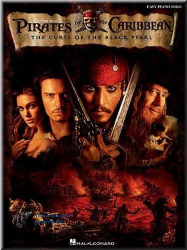 Fluch der Karibik - Pirates of the Caribbean, The Curse Of The Black Pearl (Easy Piano) - Klaviernoten [Musiknoten]