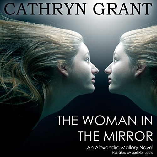The Woman in the Mirror (A Psychological Suspense Novel) audiobook cover art