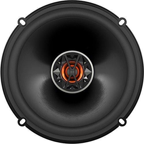 """JBL Club 6520 6,5\"""" (165mm) Koaxialer Stereo Auto-Lautsprecher (1 Paar) - Schwarz"""