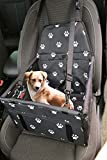 iHavePet Waterproof Dog Car Seat Booster Car Booster Seat for Dogs