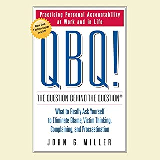 QBQ! The Question Behind the Question cover art