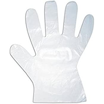 Rudham Disposable Gloves, 300 Pieces, Transparent