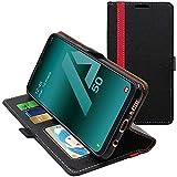 ebestStar - Coque Compatible avec Samsung A50 Galaxy SM-A505F Etui PU Cuir Housse Portefeuille...