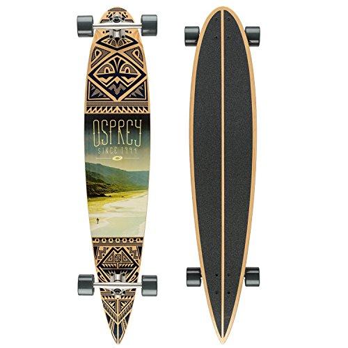 Osprey Unisex Pintail Longboard–mehrere Styles Einheitsgröße Coastline