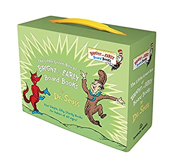 Little Green Box of Bright and Early Board Books  Bright & Early Board Books TM
