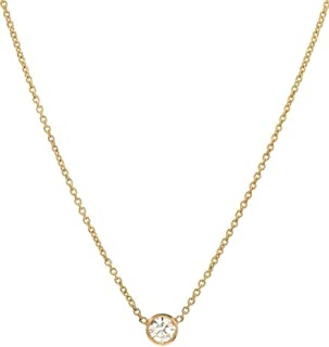 Best floating diamond necklace Reviews