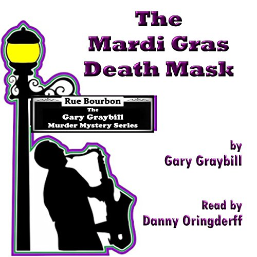 The Mardi Gras Death Mask cover art