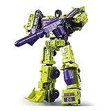 Xihaha Trǎnsformérs modellano Giocattoli, 6in1 trasformazione di Generazioni di Giocattoli Guerre di deformazione Guerrieri Serie Devastator Figure Toy Toy Il Regalo Preferito del Ragazzo