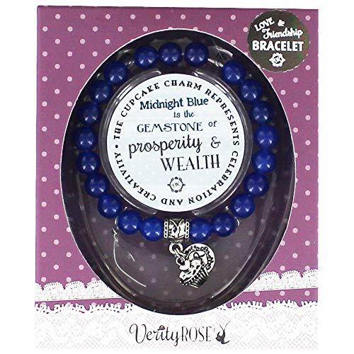 Verity Rose Cupcake - Bracelet Gemstones