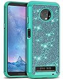 J&D Case Compatible for Moto Z3 Case, Moto Z3 Play Case,