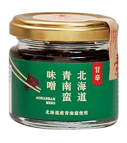 アイチフーズ 北海道 青南蛮味噌(甘辛) 60g