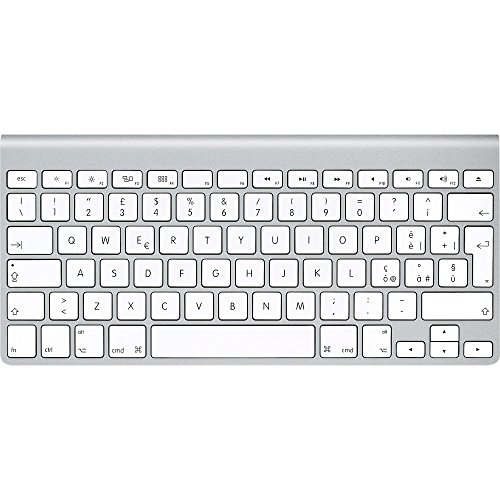 Apple Tastiera Wireless QWERTY Layout