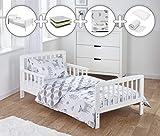 Kinder Valley Toddler Bed Bundle 7 Piece Woodland Tales