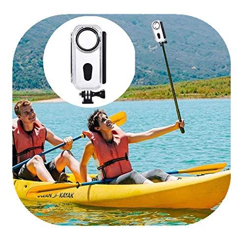 SOWLFE - Funda Impermeable para cámara Insta360 One X, Costuras subacuáticas, 3 Metros de Profundidad Impermeable