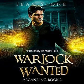 Warlock Wanted cover art