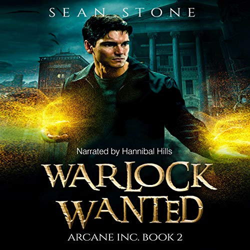 Warlock Wanted cover art