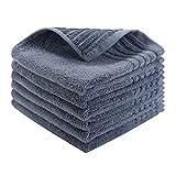 Allmarkhomes Paos De Cocina Bamb Y Trapos De Cocina Rizo Algodon Trapos Cocina Pao Toallas De Cocina Juego De 6 Kitchen Towels 35 X 35cm