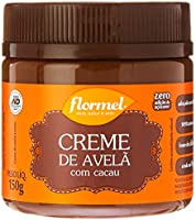 Flormel Creme de Avelã com Cacau Zero 150g