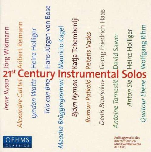 21st Century Inrtsrumental Solos / Various