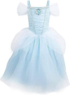 Disney Cinderella Costume for Kids Size 7/8 - Blue