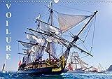 Luc ROLLIER, J: VOILURE (Calendrier mural 2020 DIN A3 horizo: Les plus beaux voiliers du Monde se retrouvent à Brest tous les quatre ans. (Calvendo Sportif)