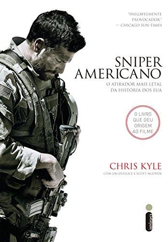 Amazon.com.br eBooks Kindle: Sniper americano, Kyle, Chris