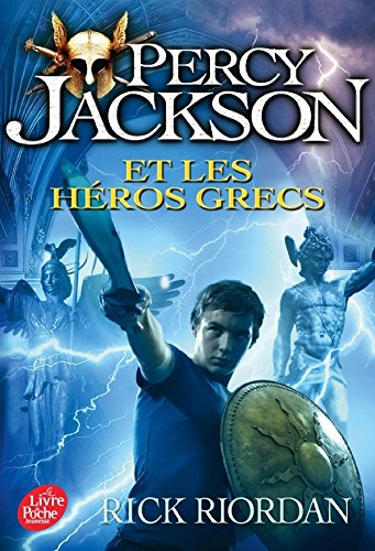 Percy Jackson et les héros grecs - Tome 7