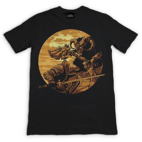 Dark Souls 3 T-Shirt Monster Axe, Größe L [Importación Alemana]