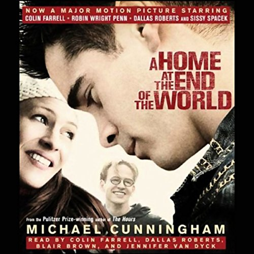 A Home at the End of the World  By  cover art