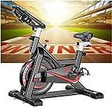 Bicicleta estática Ciclo Indoor. Bici spinning, Volante de Inercia 24 kg, Nivel...