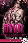 Savage Brothers Motorcycle Club, tome 1 : Devil par Marie