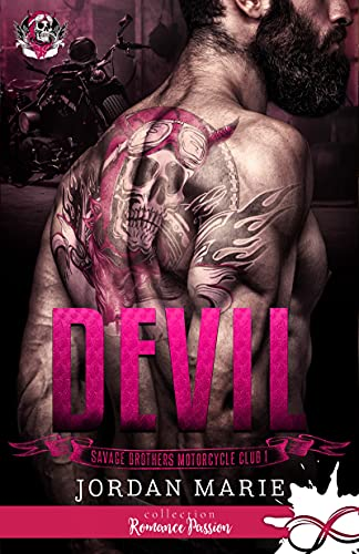 Devil: Savage Brothers Motorcycle Club, T1 par [Jordan Marie, Jennifer Spinninger]