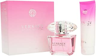 Versace Versace Bright Crystal Women Giftset (Eau De Toilette, Body Lotion)