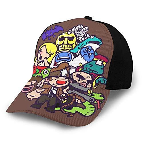 Spelunky Guy &Amp; Co. Hats Men Women Adjustable Baseball Cap Unisex Classic Hat